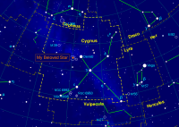 High-quality star chart